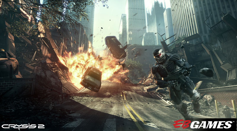 Crysis 2 - Screenshot 3