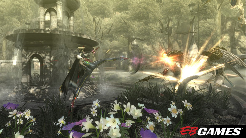 Bayonetta - Screenshot 3