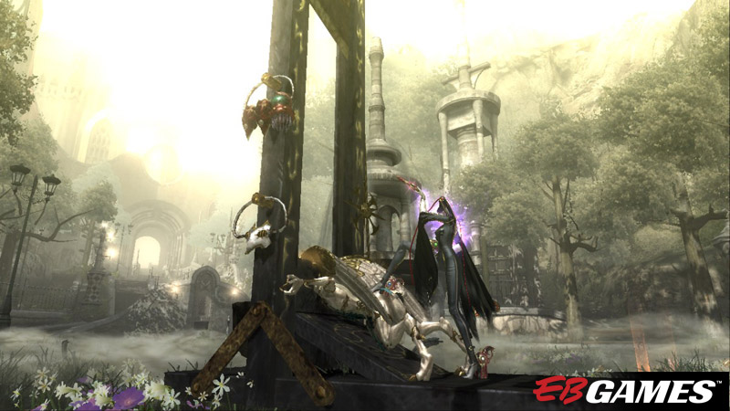 Bayonetta - Screenshot 4