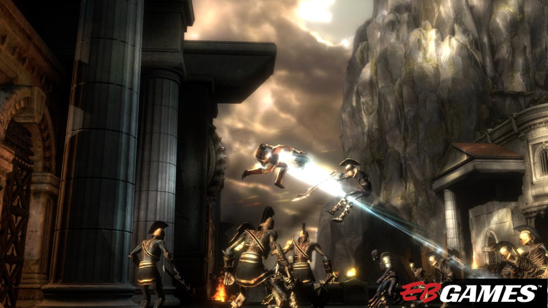 God of War 3 - Screenshot 2
