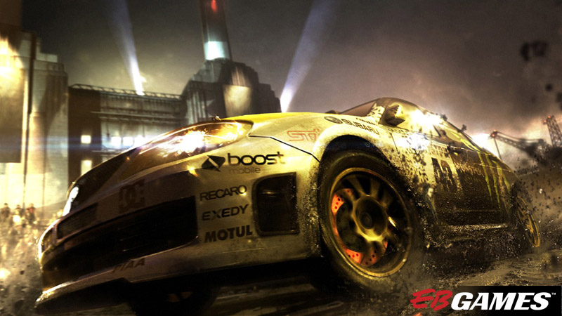 Colin McRae: Dirt 2 - Screenshot 1