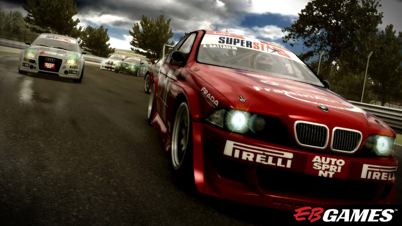 Superstars V8 Racing - Screenshot 1