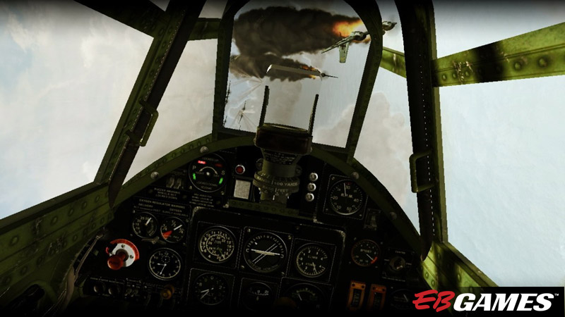 IL-2 Sturmovik: Birds of Prey - Screenshot 7