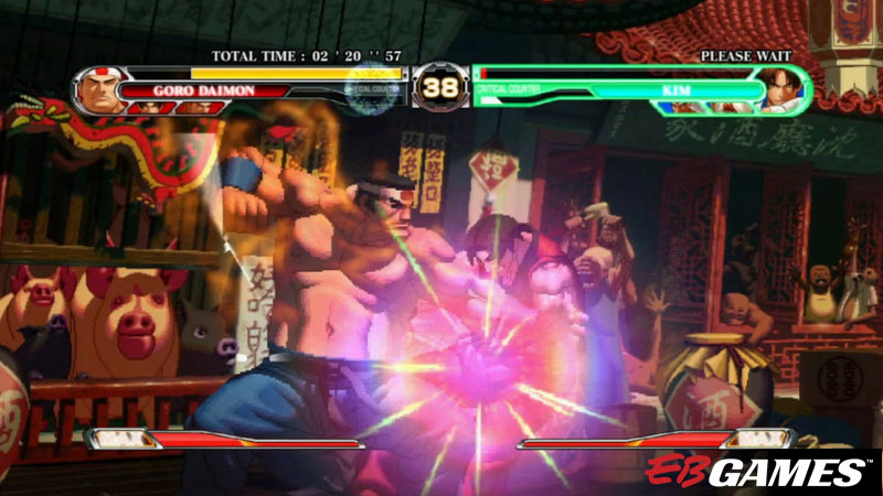 King of Fighters XII - Screenshot 5