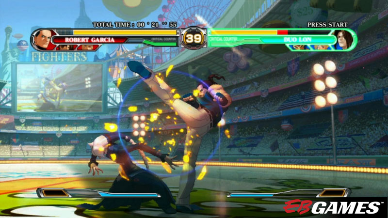 King of Fighters XII - Screenshot 8
