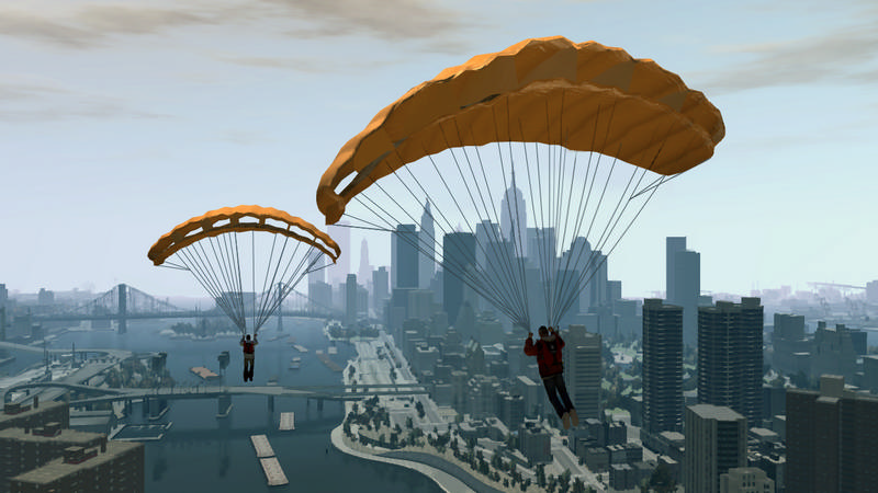 Grand Theft Auto: Episodes From Liberty City - Screenshot 4