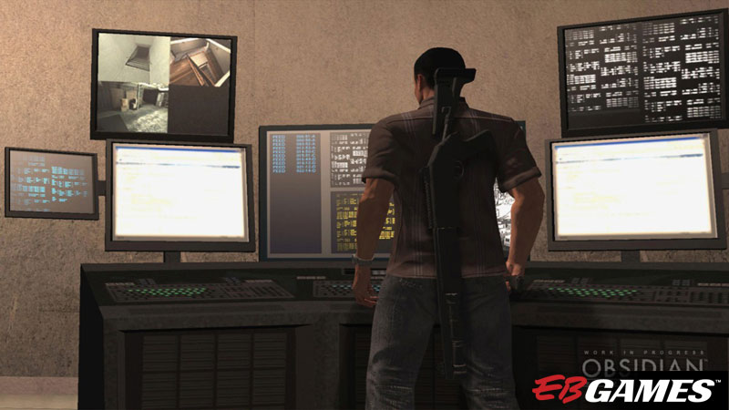 Alpha Protocol - Screenshot 5