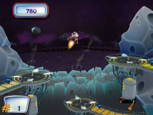 Space Camp - Screenshot 4