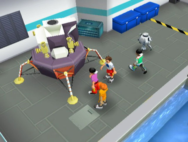 Space Camp - Screenshot 2