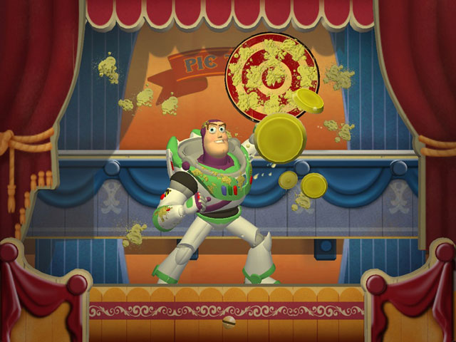 Toy Story Mania! - Screenshot 2