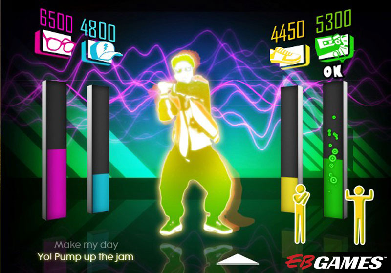 Just Dance - Screenshot 2