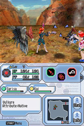 Phantasy Star 0 - Screenshot 5