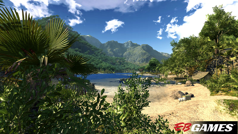 Just Cause 2 - Screenshot 4
