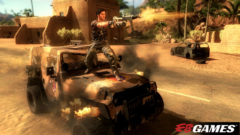 Just Cause 2 - Screenshot 6