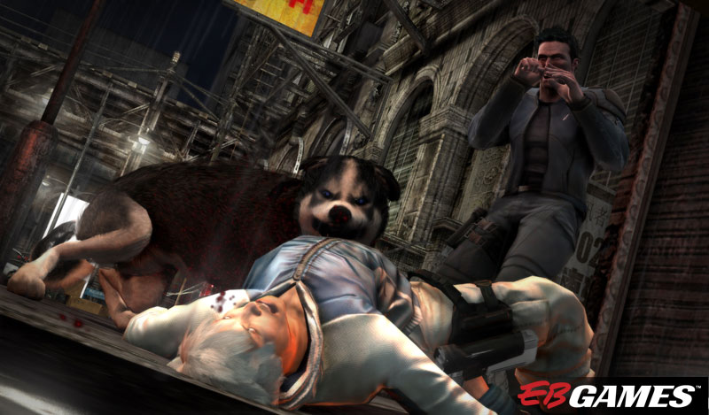 Dead to Rights: Retribution - Screenshot 2