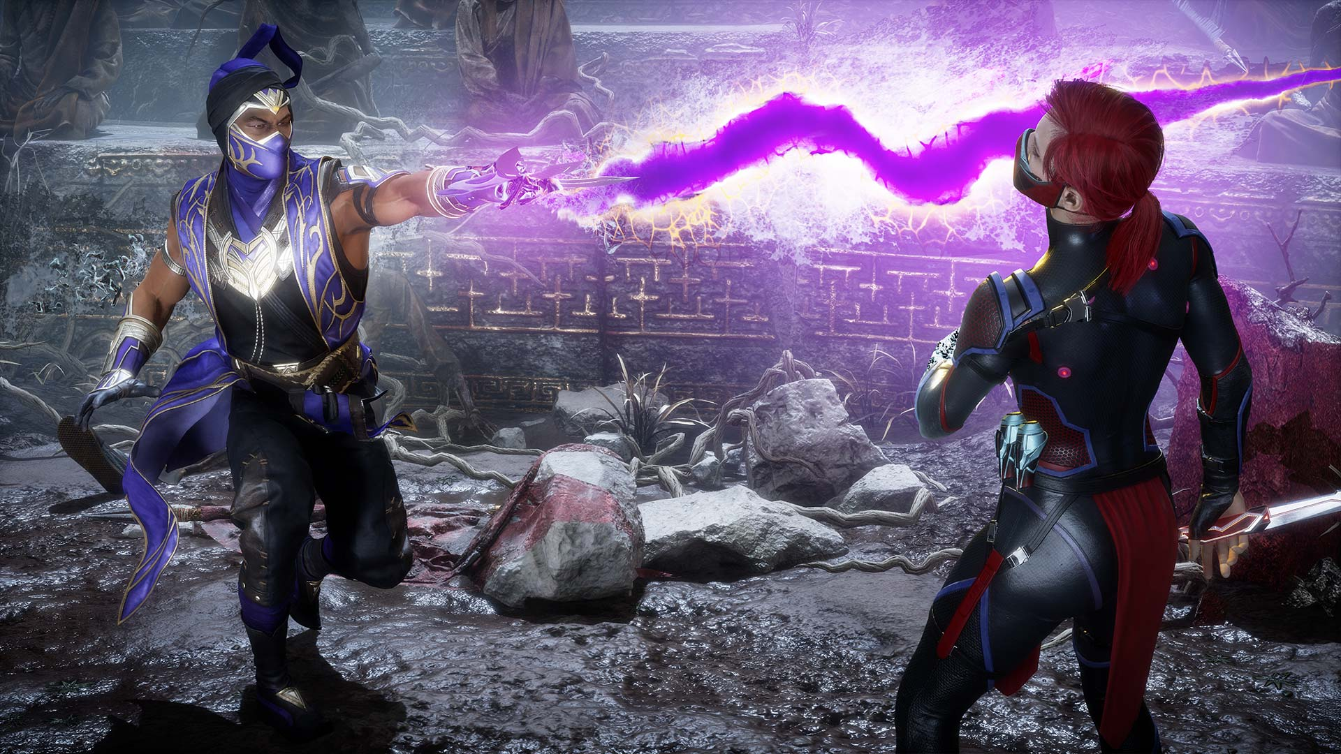 Mortal Kombat 11 Ultimate - Screenshot 1