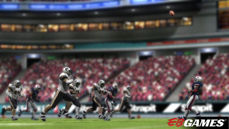 Backbreaker - Screenshot 8