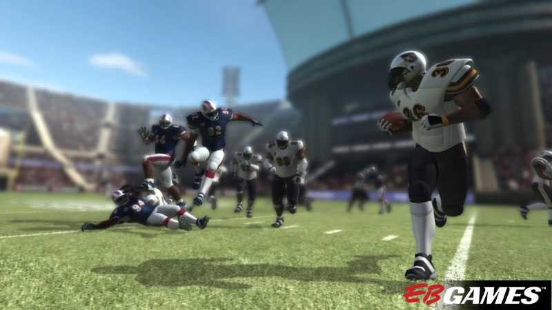 Backbreaker - Screenshot 4