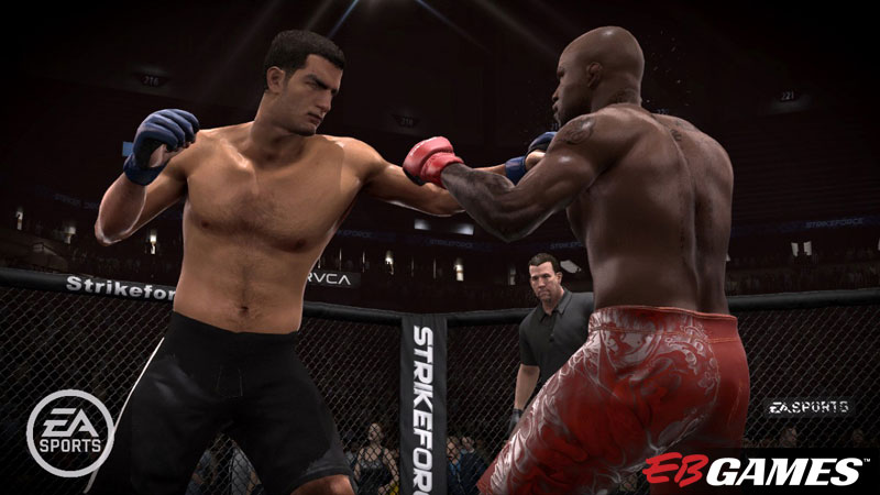Ea Sports Mma Preowned