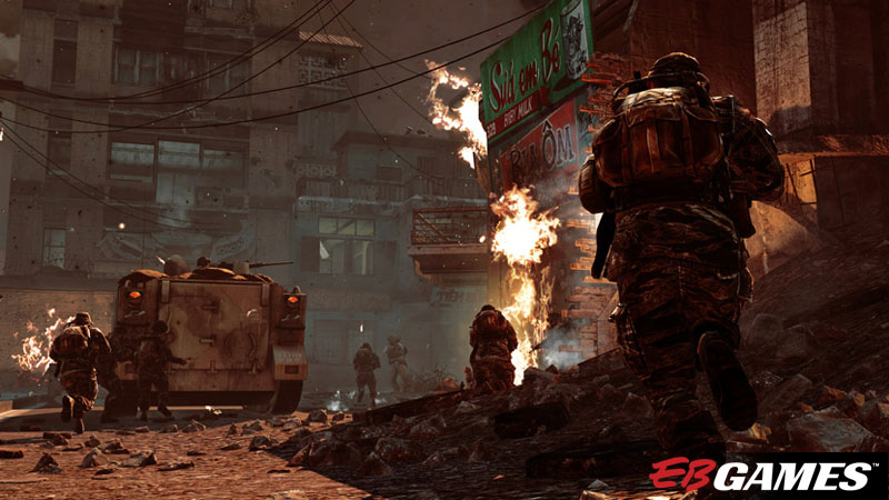 Call of Duty: Black Ops - Screenshot 1