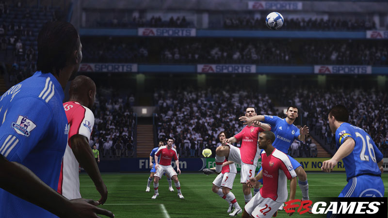 FIFA 11 - Screenshot 6