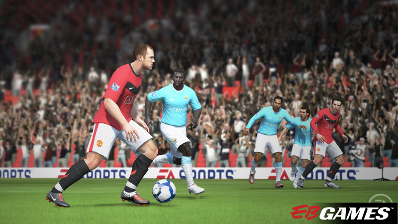 FIFA 11 - Screenshot 8