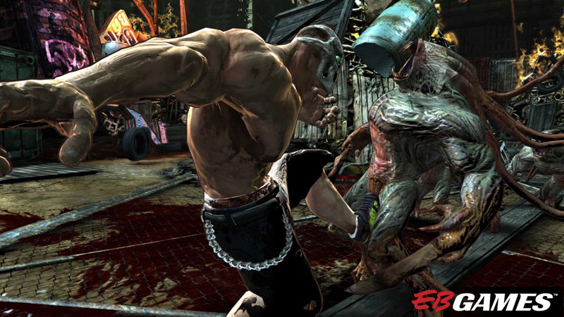 Splatterhouse - Screenshot 3