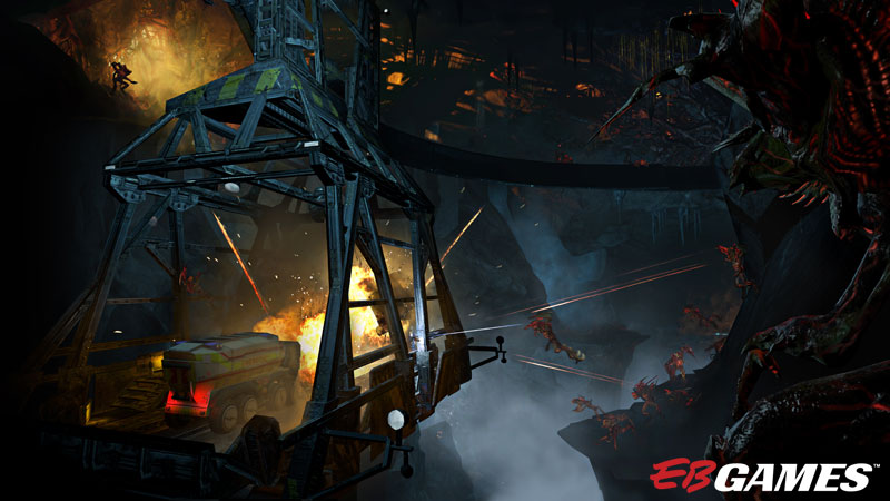 Red Faction: Armageddon - Screenshot 2