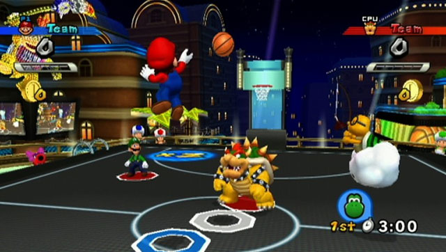 Mario Sports Mix - Screenshot 8
