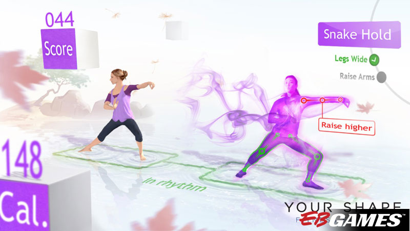 Your Shape: Fitness Evolved - Screenshot 3