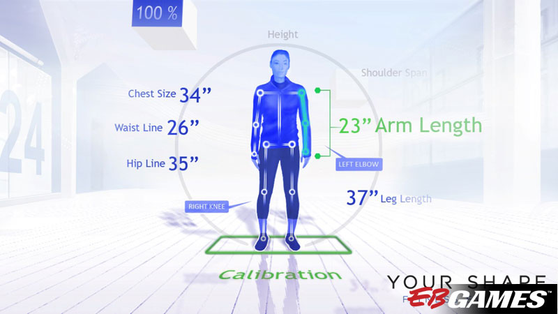 Your Shape: Fitness Evolved - Screenshot 4