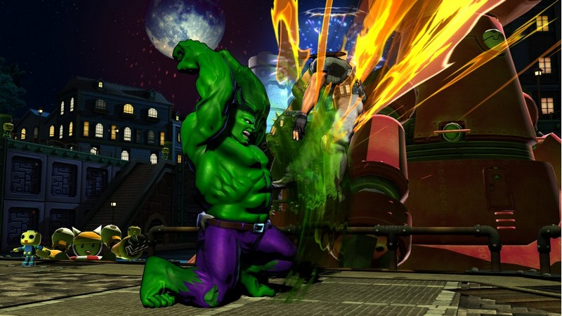 Marvel vs Capcom 3: Fate of Two Worlds - Screenshot 7