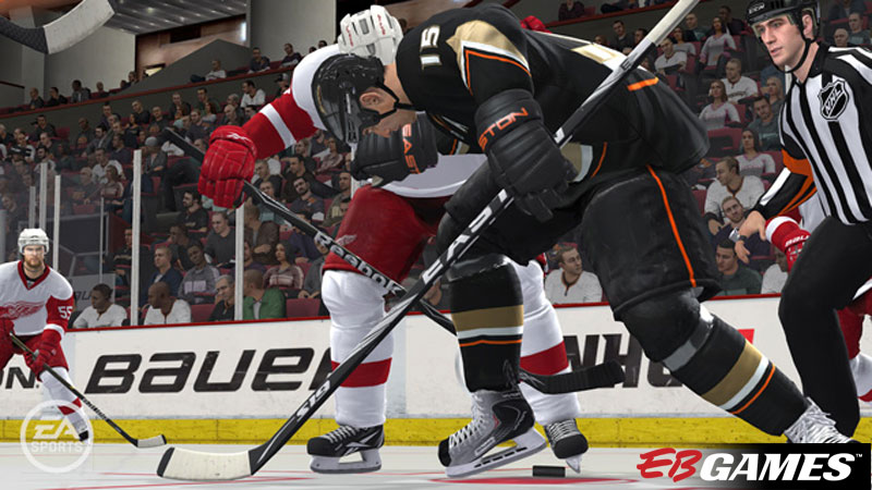 NHL 11 - Screenshot 4