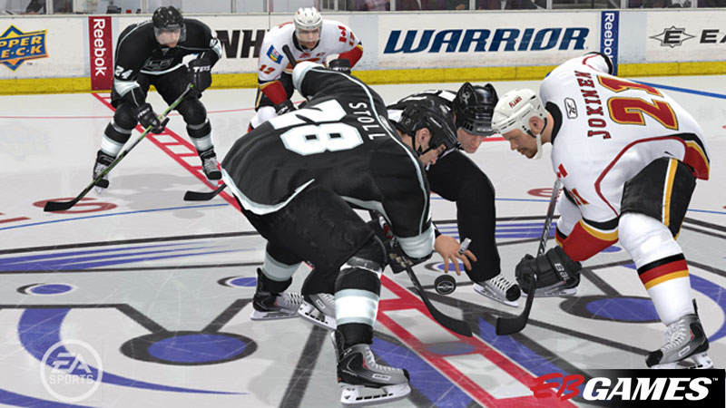 NHL 11 - Screenshot 7