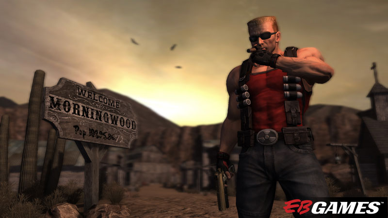 Duke Nukem Forever - Screenshot 3