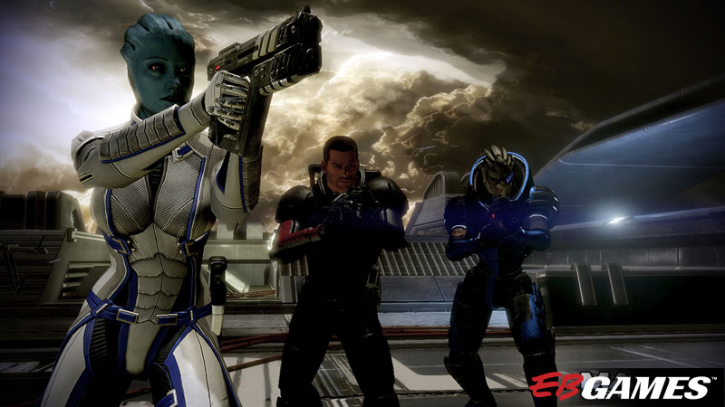 Mass Effect 2 - Screenshot 5
