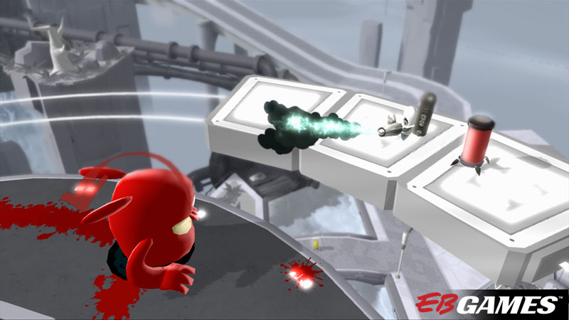 deBlob 2 - Screenshot 4