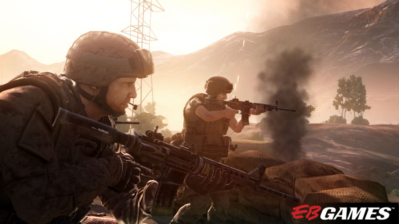 Operation Flashpoint: Red River - Screenshot 2