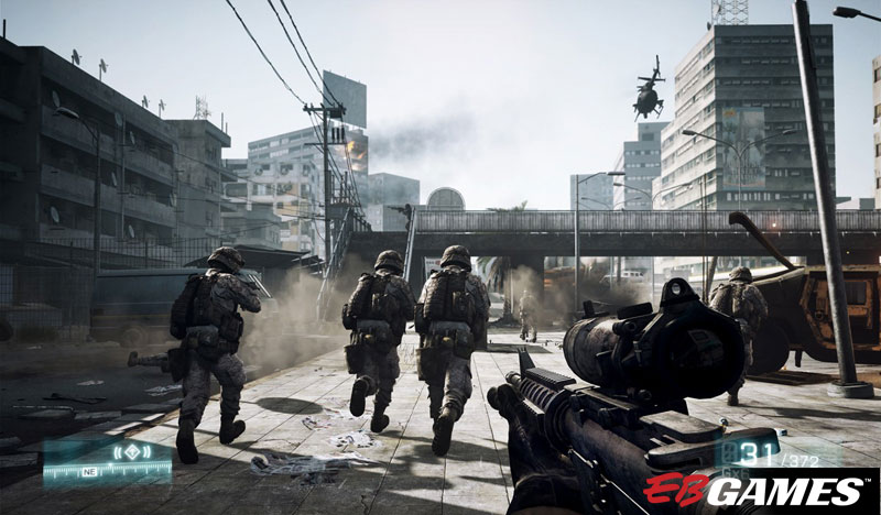 Battlefield 3 (preowned)