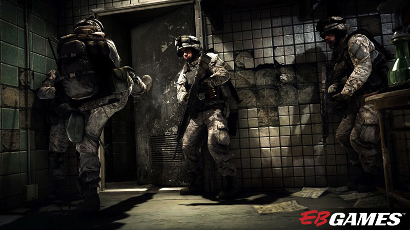 Battlefield 3 - Screenshot 4