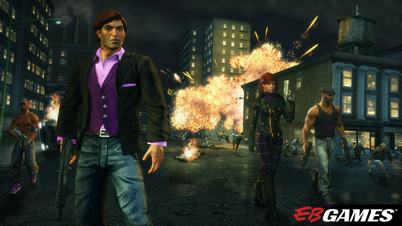 Saints Row: The Third - The Full Package - Screenshot 2