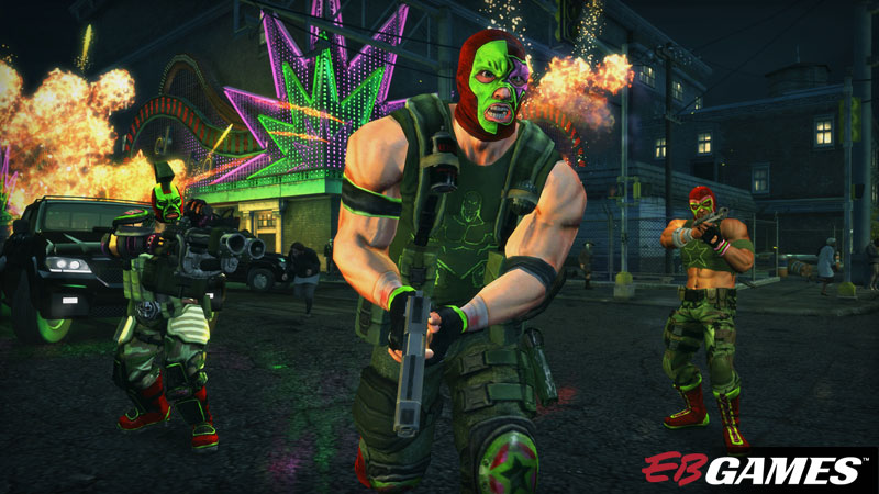 Saints Row: The Third - The Full Package - Screenshot 4