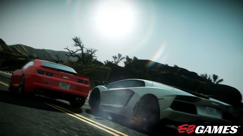 Need for Speed The Run - Screenshot 4
