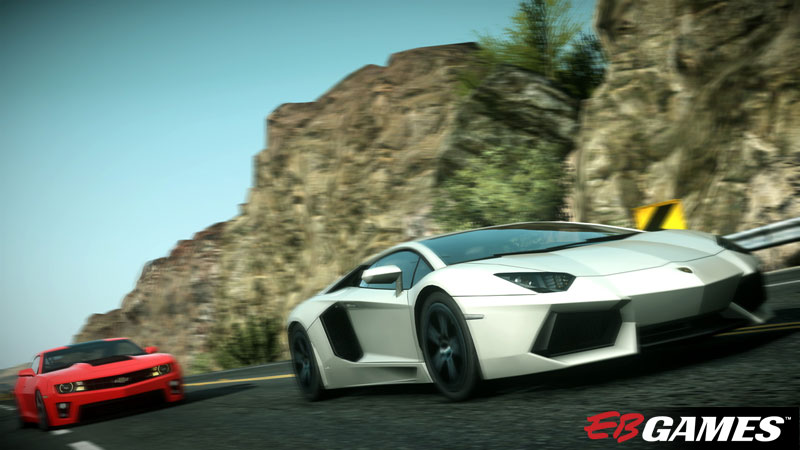 Need for Speed The Run - Screenshot 5