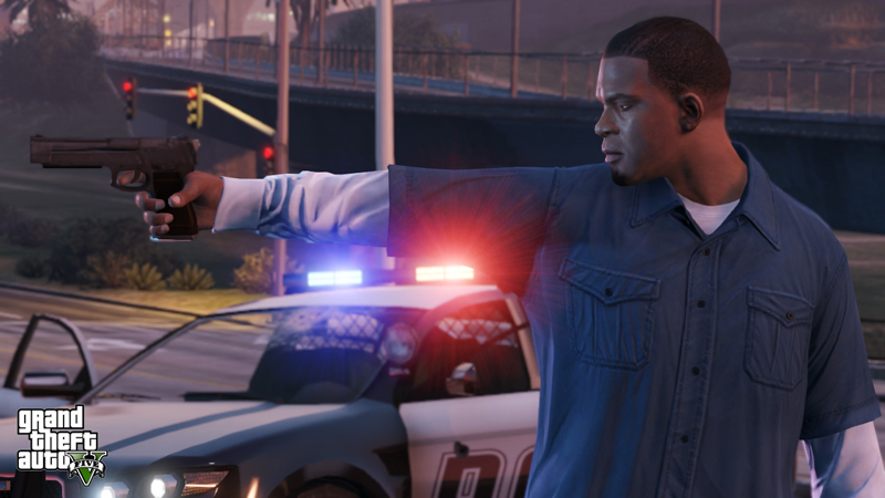 Grand Theft Auto V - Screenshot 7