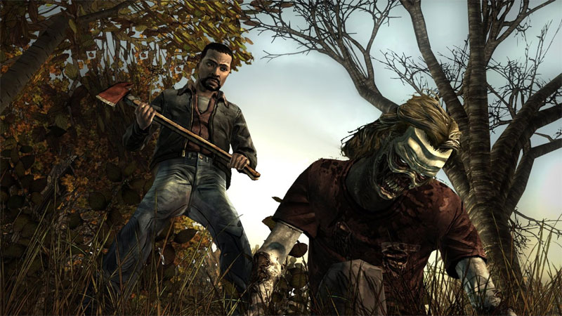The Walking Dead: A Telltale Games Series - Screenshot 5
