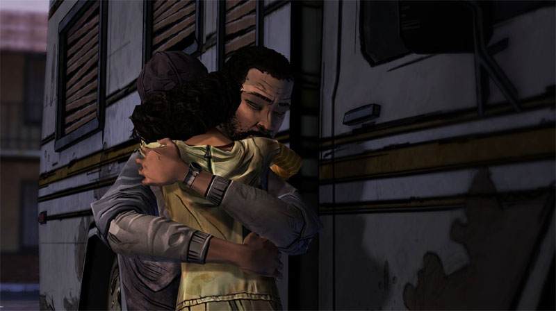 The Walking Dead: A Telltale Games Series - Screenshot 8
