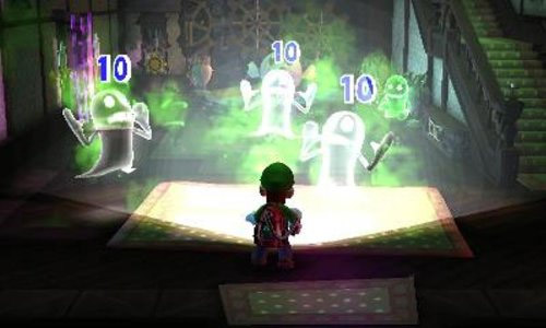 Luigi's Mansion 2 Nintendo Selects - Screenshot 4