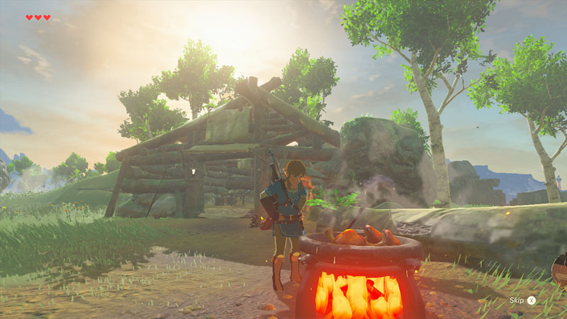 The Legend of Zelda: Breath of the Wild - Screenshot 3