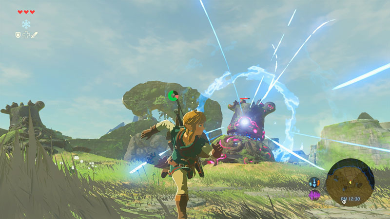 The Legend of Zelda: Breath of the Wild - Limited Edition - Screenshot 6